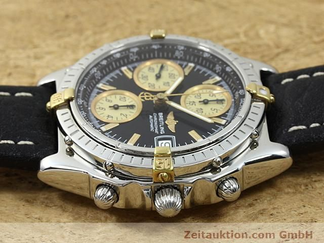 Used luxury watch Breitling Chronomat steel / gold automatic Kal. B1 (ETA 7750) Ref. B13050.1  | 140792 05