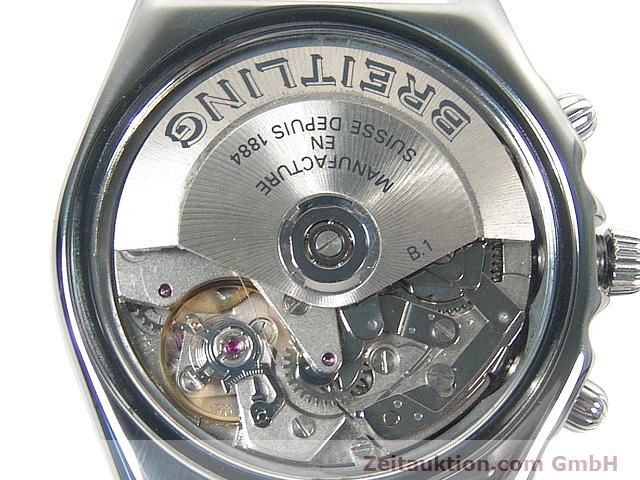Used luxury watch Breitling Chronomat steel / gold automatic Kal. B1 (ETA 7750) Ref. B13050.1  | 140792 10