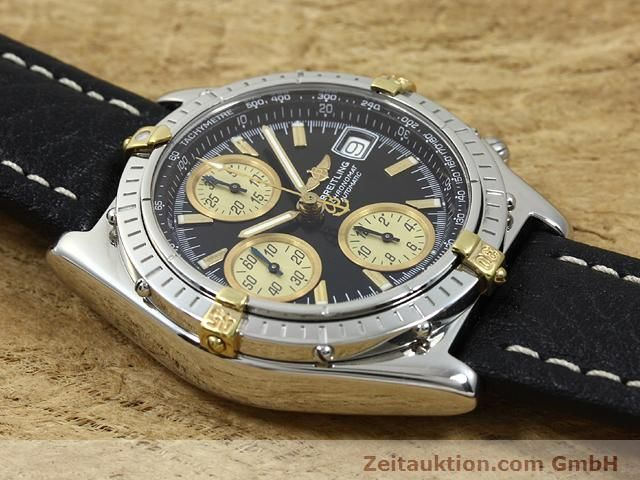 Used luxury watch Breitling Chronomat steel / gold automatic Kal. B1 (ETA 7750) Ref. B13050.1  | 140792 12
