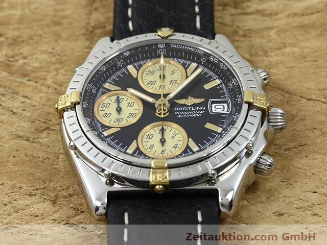 Used luxury watch Breitling Chronomat steel / gold automatic Kal. B1 (ETA 7750) Ref. B13050.1  | 140792 13