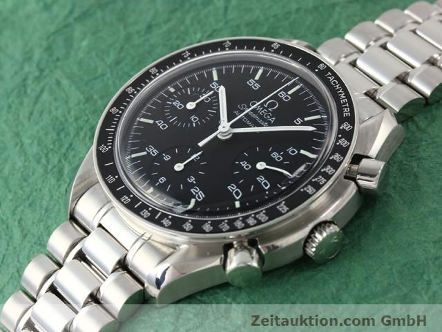 Used luxury watch Omega Speedmaster steel automatic Kal. 3220A  | 140793 01