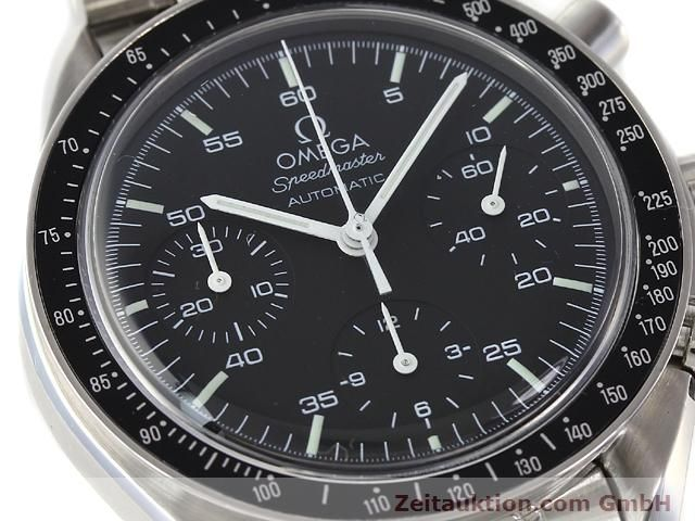 Used luxury watch Omega Speedmaster steel automatic Kal. 3220A  | 140793 02