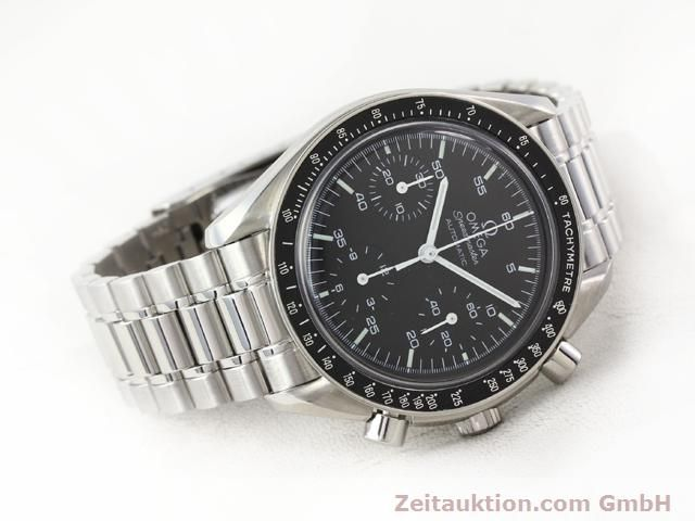Used luxury watch Omega Speedmaster steel automatic Kal. 3220A  | 140793 03