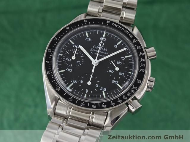 Used luxury watch Omega Speedmaster steel automatic Kal. 3220A  | 140793 04