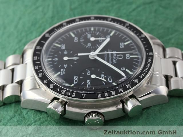 Used luxury watch Omega Speedmaster steel automatic Kal. 3220A  | 140793 05