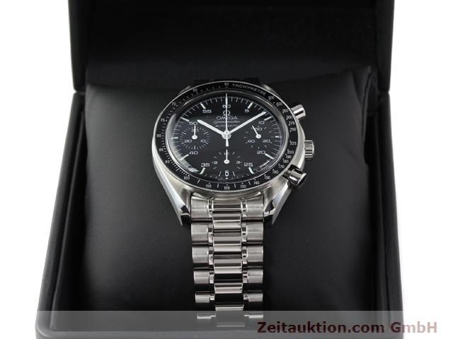 Used luxury watch Omega Speedmaster steel automatic Kal. 3220A  | 140793 07