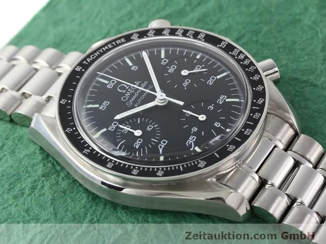 Used luxury watch Omega Speedmaster steel automatic Kal. 3220A  | 140793 14