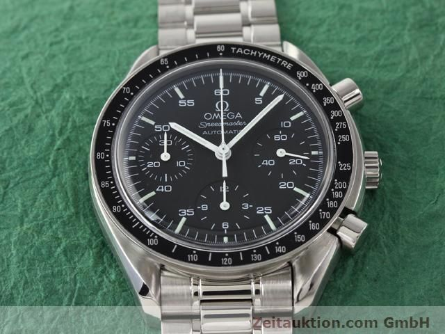 Used luxury watch Omega Speedmaster steel automatic Kal. 3220A  | 140793 15