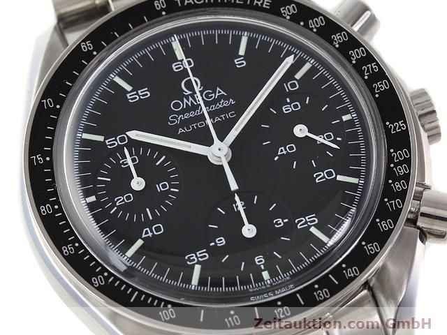 Used luxury watch Omega Speedmaster steel automatic Kal. 3220 ETA 2890A2 Ref. 1750032.1  | 140795 02