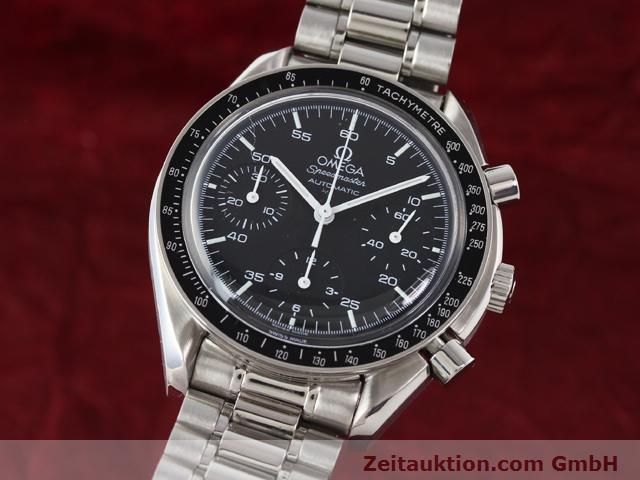 Used luxury watch Omega Speedmaster steel automatic Kal. 3220 ETA 2890A2 Ref. 1750032.1  | 140795 04