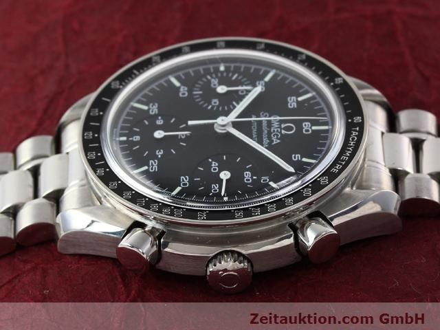 Used luxury watch Omega Speedmaster steel automatic Kal. 3220 ETA 2890A2 Ref. 1750032.1  | 140795 05