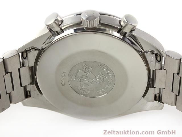Used luxury watch Omega Speedmaster steel automatic Kal. 3220 ETA 2890A2 Ref. 1750032.1  | 140795 08