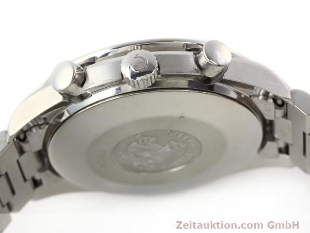 Used luxury watch Omega Speedmaster steel automatic Kal. 3220 ETA 2890A2 Ref. 1750032.1  | 140795 11