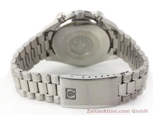 Used luxury watch Omega Speedmaster steel automatic Kal. 3220 ETA 2890A2 Ref. 1750032.1  | 140795 12