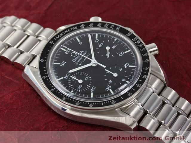 Used luxury watch Omega Speedmaster steel automatic Kal. 3220 ETA 2890A2 Ref. 1750032.1  | 140795 14