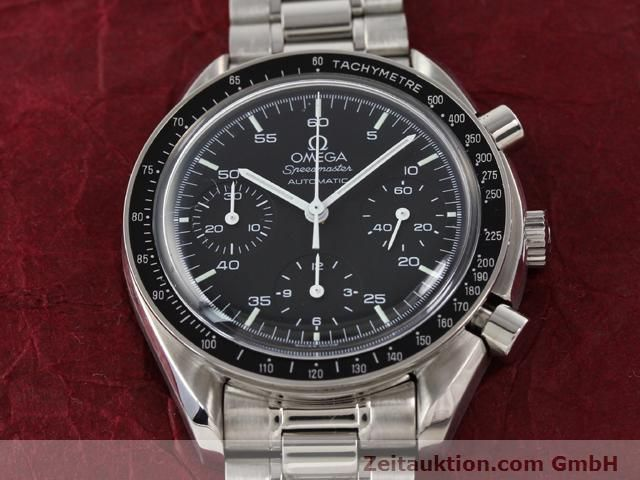 Used luxury watch Omega Speedmaster steel automatic Kal. 3220 ETA 2890A2 Ref. 1750032.1  | 140795 15