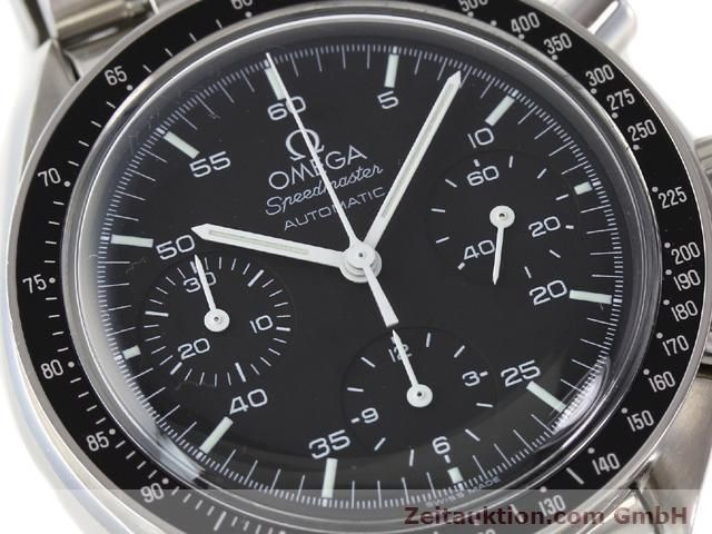 Used luxury watch Omega Speedmaster steel automatic Kal. 3220A  | 140798 02