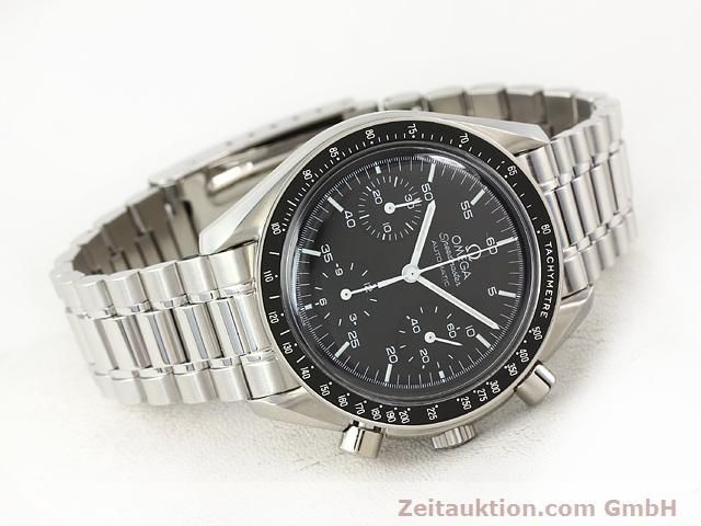 Used luxury watch Omega Speedmaster steel automatic Kal. 3220A  | 140798 03