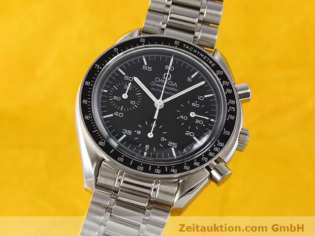 Used luxury watch Omega Speedmaster steel automatic Kal. 3220A  | 140798 04
