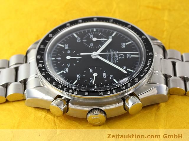 Used luxury watch Omega Speedmaster steel automatic Kal. 3220A  | 140798 05