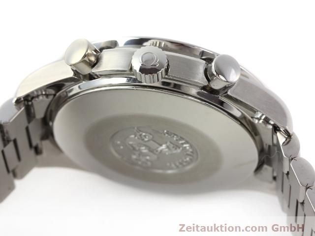 Used luxury watch Omega Speedmaster steel automatic Kal. 3220A  | 140798 11