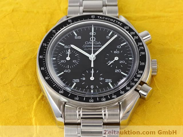 Used luxury watch Omega Speedmaster steel automatic Kal. 3220A  | 140798 14