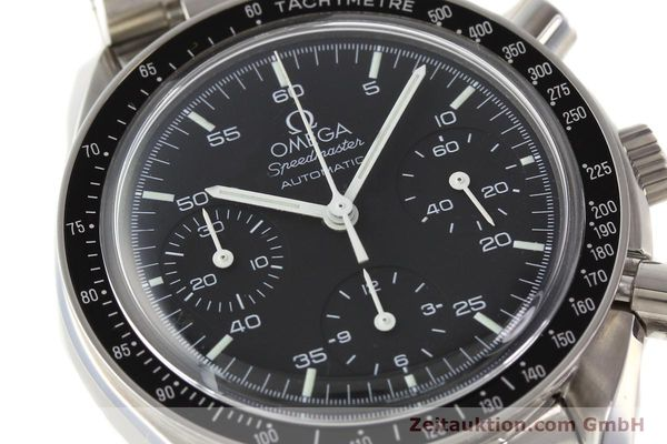 Used luxury watch Omega Speedmaster steel automatic Kal. 1143 ETA 2890A2  | 140799 02