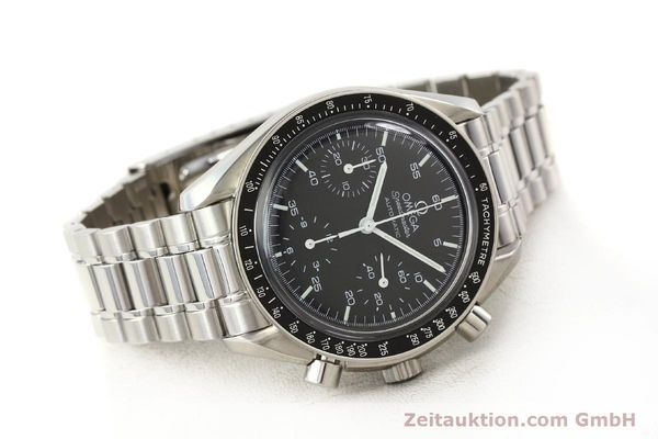 Used luxury watch Omega Speedmaster steel automatic Kal. 1143 ETA 2890A2  | 140799 03