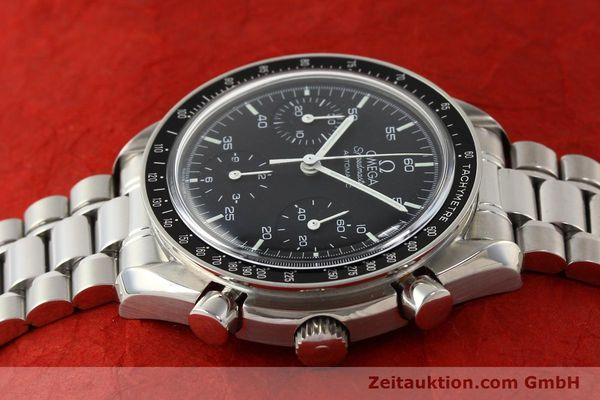Used luxury watch Omega Speedmaster steel automatic Kal. 1143 ETA 2890A2  | 140799 05