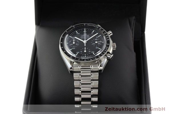 Used luxury watch Omega Speedmaster steel automatic Kal. 1143 ETA 2890A2  | 140799 07