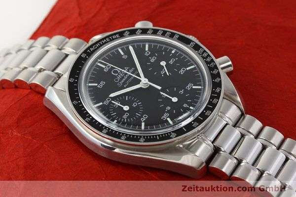 Used luxury watch Omega Speedmaster steel automatic Kal. 1143 ETA 2890A2  | 140799 14