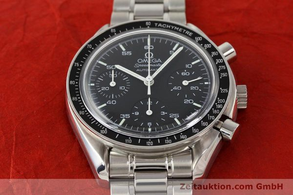 Used luxury watch Omega Speedmaster steel automatic Kal. 1143 ETA 2890A2  | 140799 15