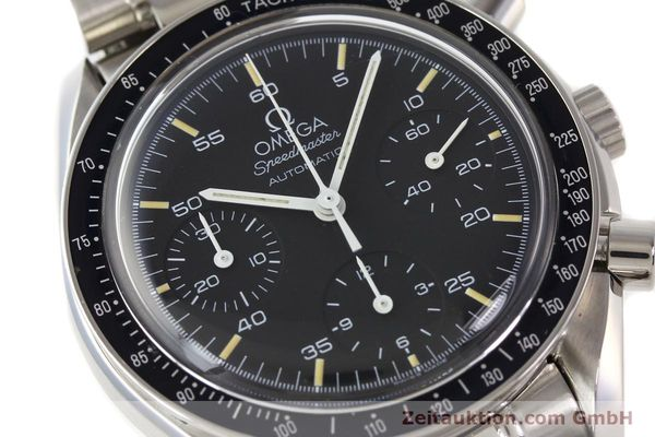 Used luxury watch Omega Speedmaster steel automatic Kal. 1141 ETA 2890A2  | 140802 02