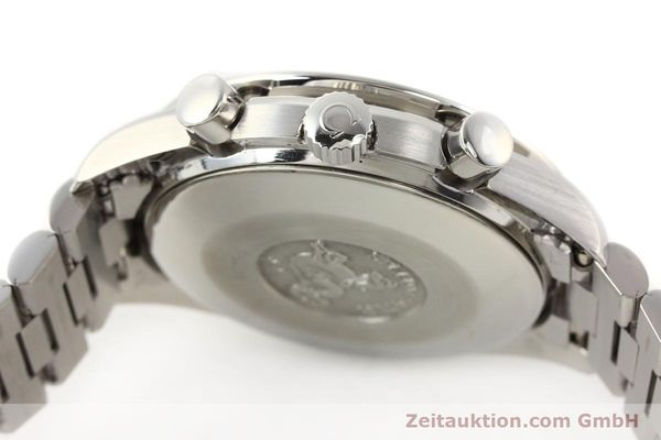 Used luxury watch Omega Speedmaster steel automatic Kal. 1141 ETA 2890A2  | 140802 08