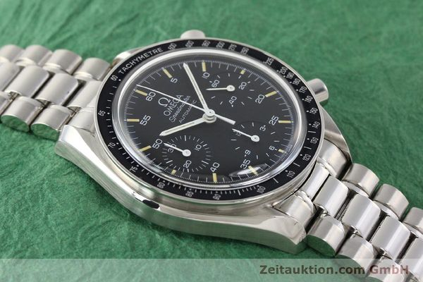 Used luxury watch Omega Speedmaster steel automatic Kal. 1141 ETA 2890A2  | 140802 13