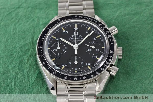 Used luxury watch Omega Speedmaster steel automatic Kal. 1141 ETA 2890A2  | 140802 14