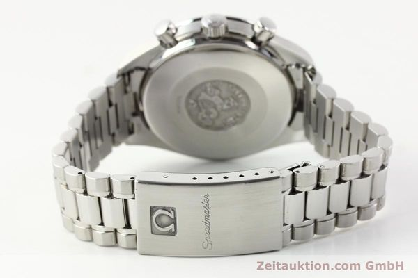 Used luxury watch Omega Speedmaster steel automatic Kal. 1143 ETA 2890A2  | 140805 11