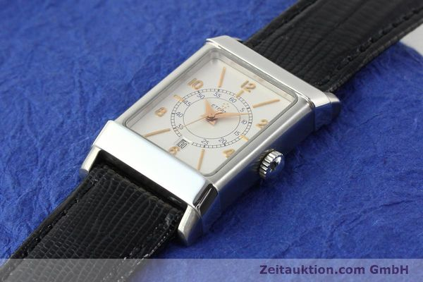 Used luxury watch Eterna 1935 steel automatic Kal. ETA 2671 Ref. 8890.41  | 140809 01