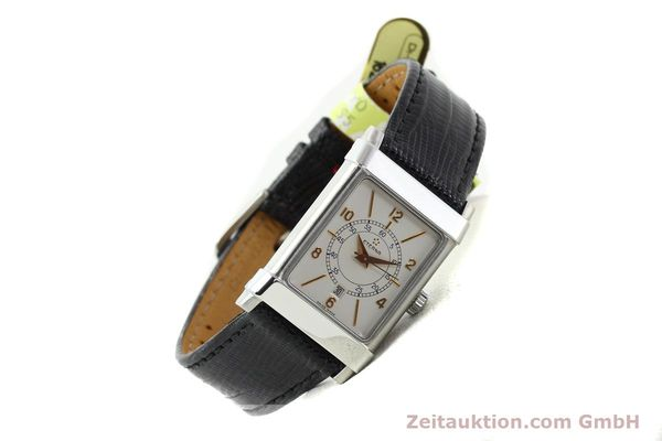 Used luxury watch Eterna 1935 steel automatic Kal. ETA 2671 Ref. 8890.41  | 140809 03