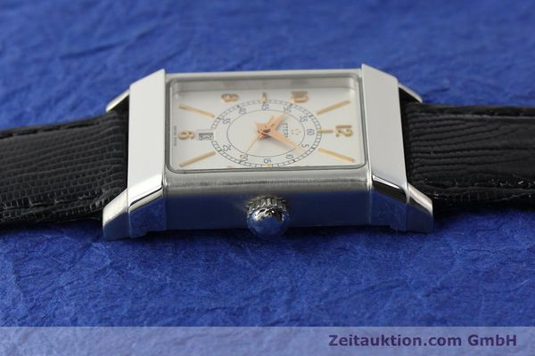 Used luxury watch Eterna 1935 steel automatic Kal. ETA 2671 Ref. 8890.41  | 140809 05