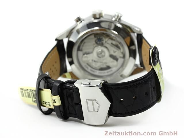Used luxury watch Tag Heuer Carrera steel automatic Kal. 1887 Ref. CAR2111  | 140810 12