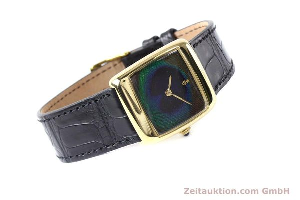 Used luxury watch Corum * 18 ct gold manual winding Kal. ETA 2512 Ref. 8728  | 140814 03