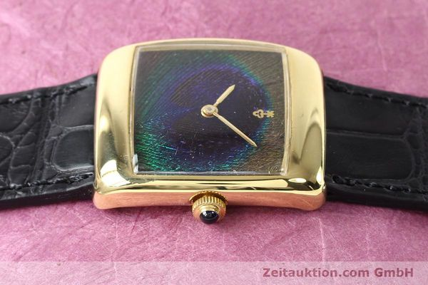 Used luxury watch Corum * 18 ct gold manual winding Kal. ETA 2512 Ref. 8728  | 140814 05