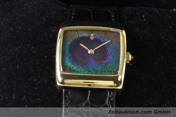 Used luxury watch Corum * 18 ct gold manual winding Kal. ETA 2512 Ref. 8728  | 140814 07