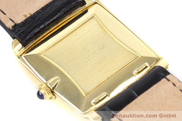 Used luxury watch Corum * 18 ct gold manual winding Kal. ETA 2512 Ref. 8728  | 140814 11