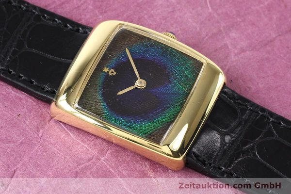 Used luxury watch Corum * 18 ct gold manual winding Kal. ETA 2512 Ref. 8728  | 140814 13