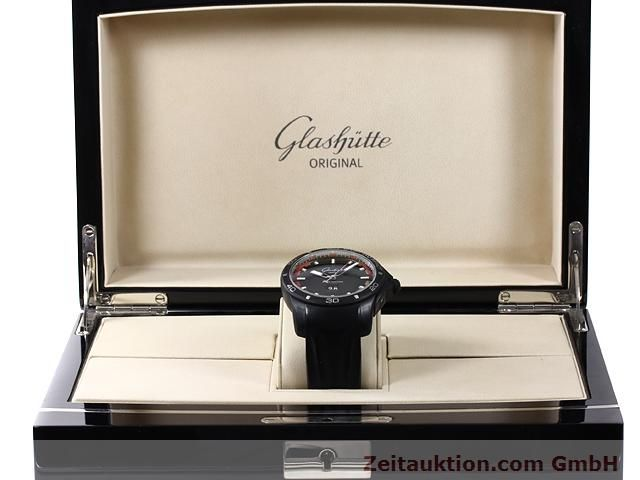 Used luxury watch Glashütte Sport Evolution  steel automatic Kal. 39  | 140816 07