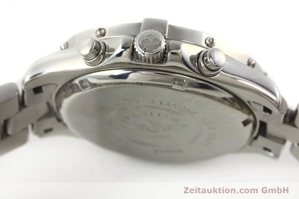 Used luxury watch Breitling Colt chronograph steel quartz Kal. B53 Ref. A53050  | 140819 08