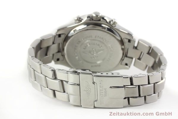 Used luxury watch Breitling Colt chronograph steel quartz Kal. B53 Ref. A53050  | 140819 10