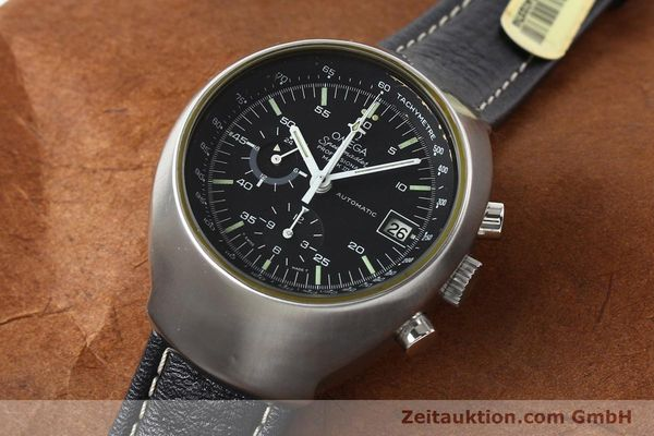Used luxury watch Omega Speedmaster steel automatic Kal. 1040 Ref. 176002  | 140822 01